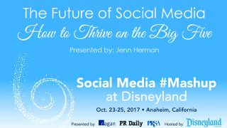 The Future of Social Media: How to thrive on the Big Five (Facebook, Twitter, LinkedIn, Pinterest, Instagram)