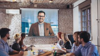 Use video to connect employees with your organization's leaders