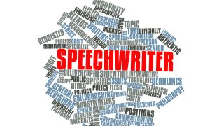Delivering Speeches that Matter:  How to craft compelling copy and deliver a speech that will leave your audience wanting more