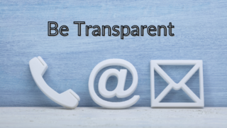 Use Transparent Executive Communications to Maintain Morale in Times of Organization Change