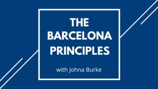 The Barcelona Principles
