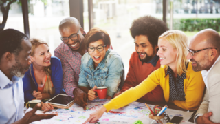 Turning Companies into Communities