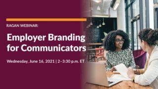 Employer Branding for Communicators